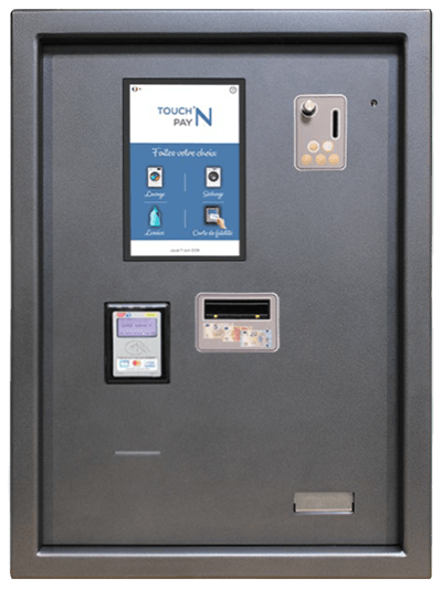 centrale LM CONTROL touch n pay large