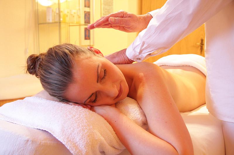 soin et massage en spa