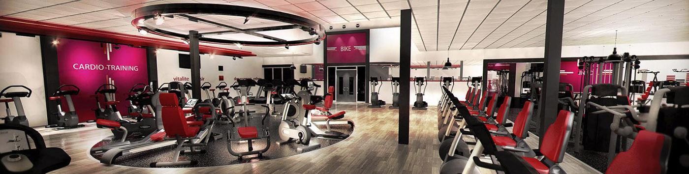 salle de sport wellness